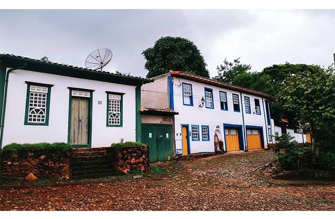 Viagem para Minas Gerais