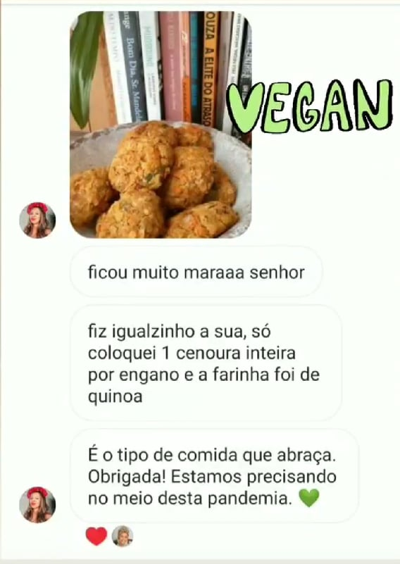 50 receitas veganas